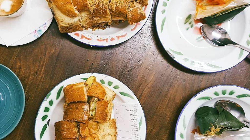 Antre 1,5 Jam untuk Mencicip Roti Nogat di Pasar Modern BSD