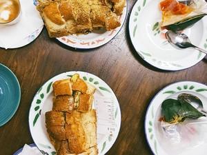 Antre 1,5 Jam untuk Mencicipi Roti Nogat di Pasar Modern BSD