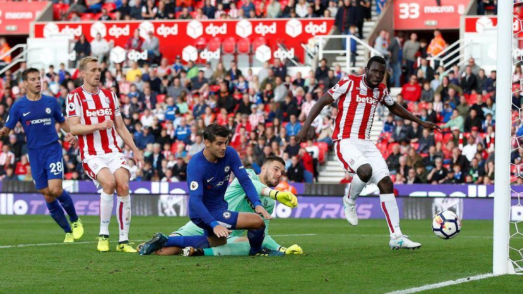 Klub-Klub Premier League dengan Pencetak Hat-trick Terbanyak