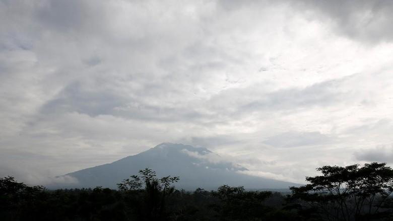 Selama 12 Jam, Ada 51 Gempa Tektonik terkait Aktivitas Gunung Agung
