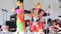 Tari Bali Jadi Primadona di Festival Bunga Terbesar di Australia