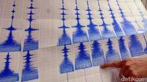Gempa 5,8 SR Guncang Perairan Timur Laut Bali