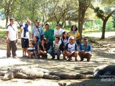 Perjalanan Asyik ke Pulau Rinca