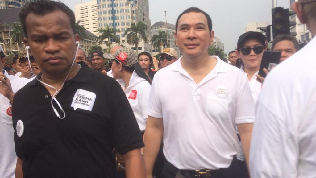 Tommy Suharto: Film G30S/PKI adalah Sejarah yang Sebenarnya