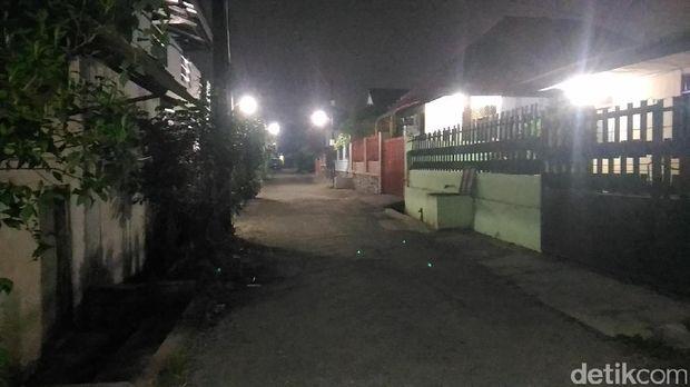 Kondisi di perumahan tempat Aris pendiri nikahsirri.com tinggal