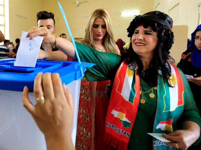 Kurdistan dan Peta Baru Timur-Tengah