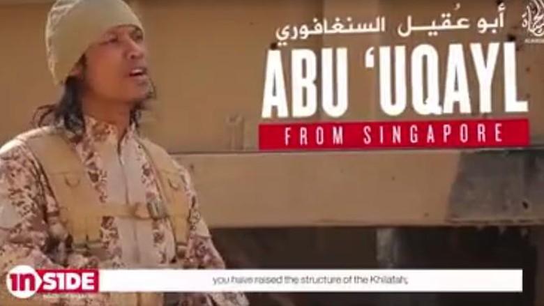 Muncul di Video ISIS, Militan Singapura Tantang Pangeran Harry