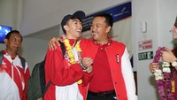 Terima Kasih Menpora ke Atlet Para Games Indonesia