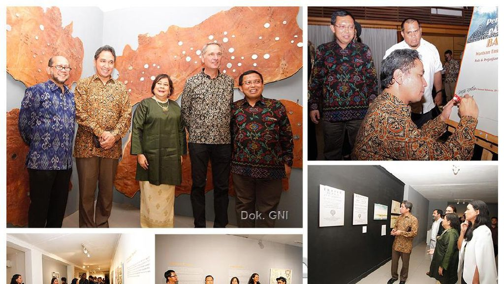 Pameran 350 Tahun Perjanjian Breda Digelar di Jakarta