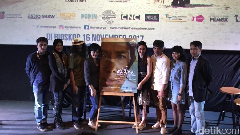 Ide Film Marlina si Pembunuh Empat Babak datang dari Garin Nugroho