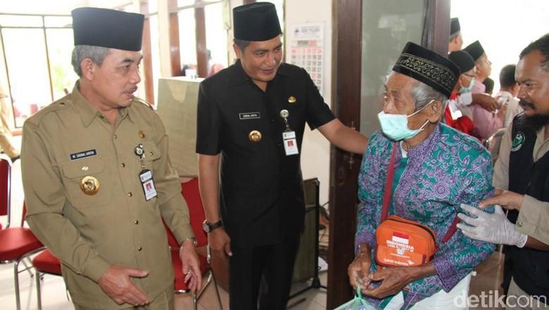 Pasangan Duo Zaenal Arifin Resmi Berpisah di Pilbup Magelang