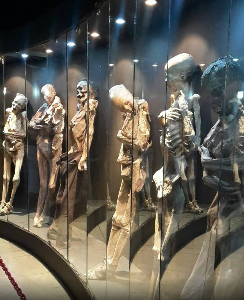 Museo de las Momias atau Museum of the Mummies berada di Kota Guanajuato, Meksiko (Museo de las Momias de Guanajuato Oficial/ Facebook)
