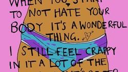 Masalah kesehatan jiwa kini mulai banyak mendapatkan perhatian lebih dari orang banyak. Salah satunya yang dilakukan Hannah Daisy seorang seniman di Instagram.