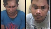 Polisi Ciduk Grup Unyil, Sindikat Curanmor Bersajam di Sukabumi