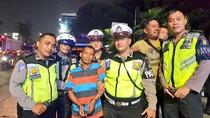 Polisi Amankan Pikap Berisi Ganja di Jl Gatot Subroto