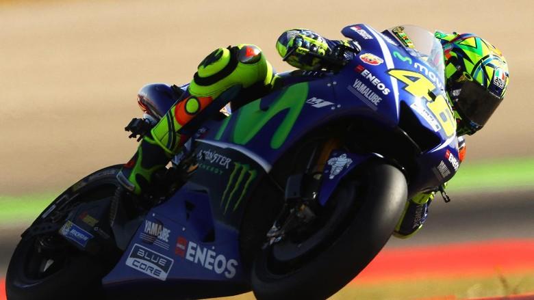 Hujan Pujian dari Para Rival untuk Rossi