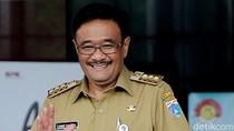 Jelang Akhir Jabatan, Djarot Terima Kasih ke Jokowi dan Ahok