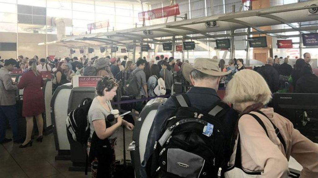 Penerbangan dari Sydney Terganggu Lagi