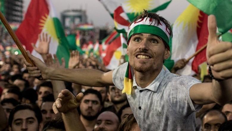Referendum Kemerdekaan Kurdi Berlangsung Meski Irak Menentang