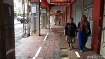 Foto: Malioboro Polos Tanpa Pedagang Kaki Lima, Seperti ini Jadinya
