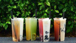 Cegah Kebosanan, 2 Rasa Minuman Ini Bisa Anda Nikmati dalam 1 Gelas!