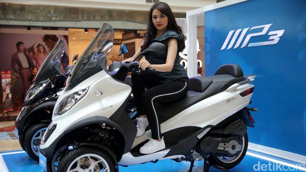 Piaggio MP3 500 Business Lebih Mahal dari Avanza