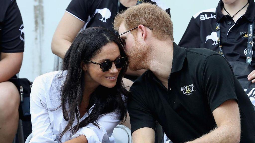 Pangeran Harry dan Megan Markle Cari Rumah di Inggris?