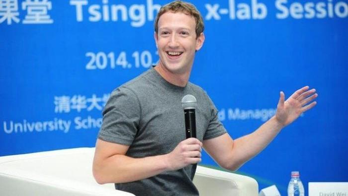 Mark Zuckerberg. Foto: Facebook