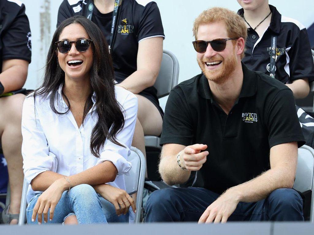 Meghan Markle Siap Tinggalkan Akting demi Pangeran Harry