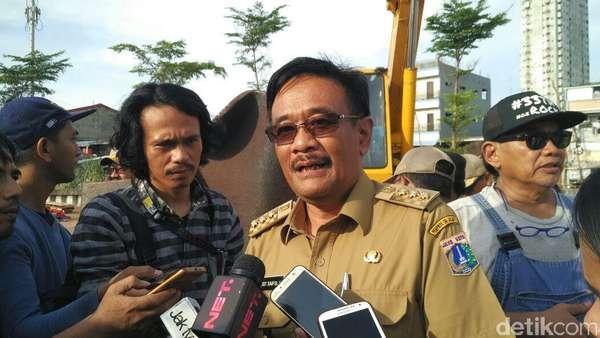 Gubernur Djarot Harap TNI Makin Dekat dengan Rakyat