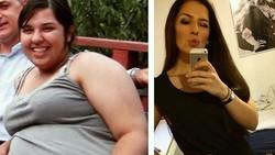 Berjuang menguruskan badan agar bisa memiliki bobot tubuh sehat bisa jadi hal yang sulit. Namun para wanita ini berhasil melakukan hal tersebut.