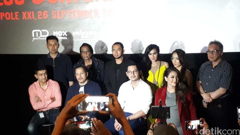 Berbekal Kisah Nyata, Ada Misi Jose Poernomo di Film Ruqyah