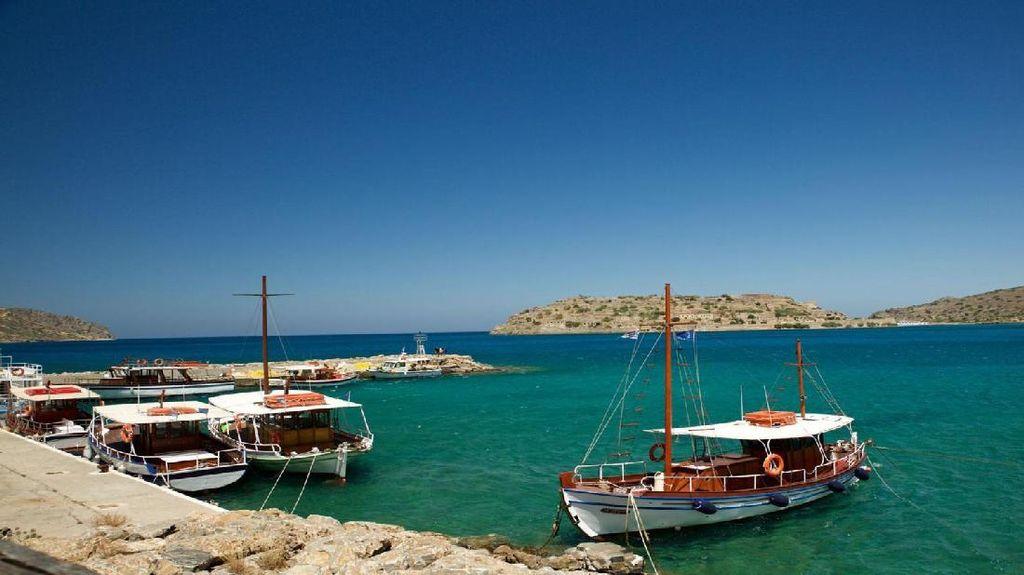 Foto: Pulau Cantik yang Pernah Ditinggalkan Karena Penyakit