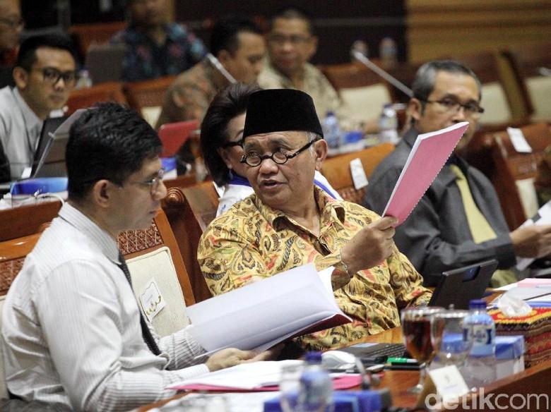Bamsoet Cecar KPK soal Tudingan Uang Rp 5 M untuk OTT Pegawai MA