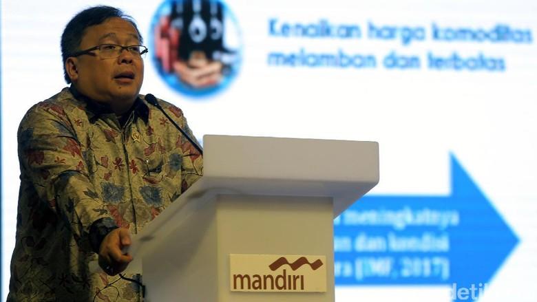 Jadi Calon Gubernur BI, Bambang: Saya Belajar Moneter dari Kuliah