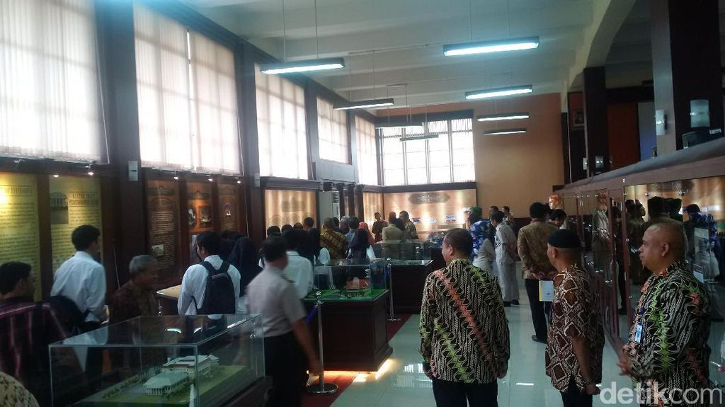 Museum Perbendaharaan Jadi Wisata Edukasi Baru di Bandung