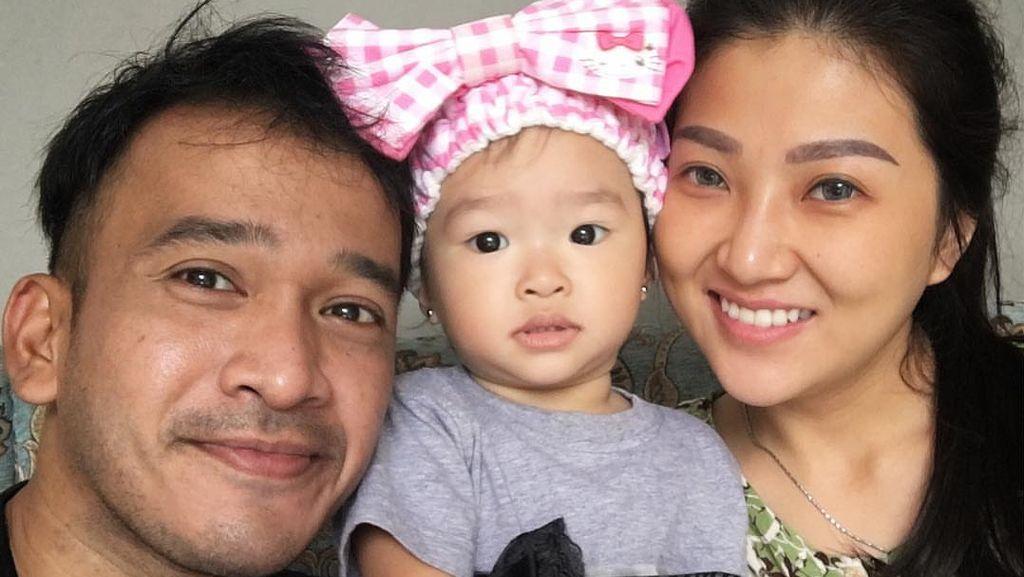 Rayakan Ultah Pernikahan, Ruben Onsu Susul Sarwendah ke Bali