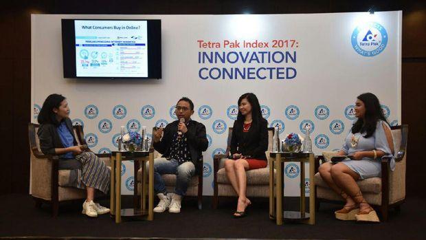 132 Juta Pengguna Internet Indonesia, 40% Penggila Medsos