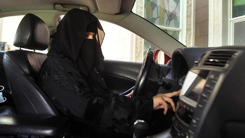 Kenapa Wanita di Arab Saudi Dilarang Mengemudi?