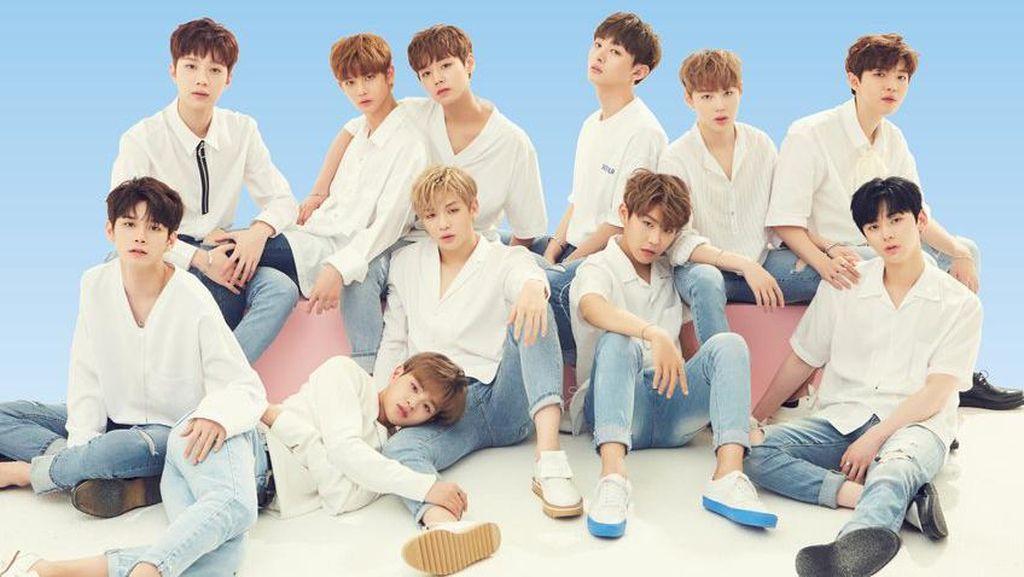 Tiket Fanmeeting Wanna One di Jakarta Dijual Mulai Rp 1 Juta