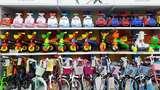 Seru Bermain dengan Promo Sepeda Anak di Transmart Carrefour
