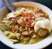 bersama soto lamongan 3 kuliner khas lain akan dipatenkan