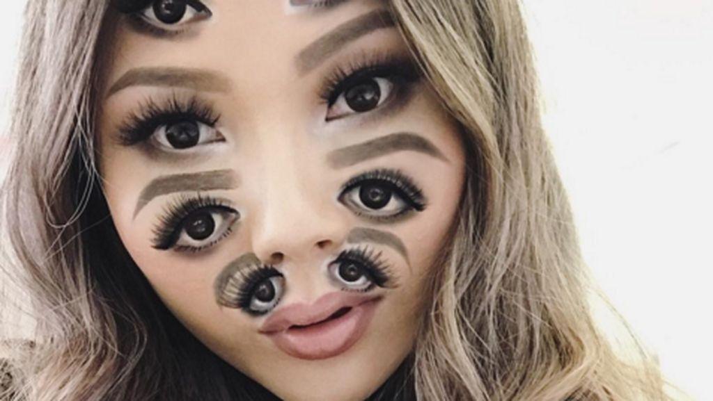 Karya Makeup Ini Bikin Netizen Kagum Tapi Ngilu