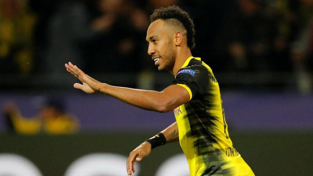Aubameyang Dikabarkan Capai Kesepakatan Pribadi dengan Arsenal
