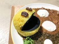 Ada Curry Rice Bentuk Pac-Man, Kayak Apa Ya Rasanya?