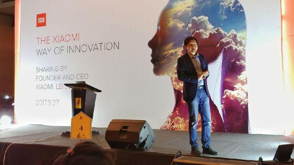 Bos Xiaomi Beberkan Rahasia Bisa Jual Ponsel Murah