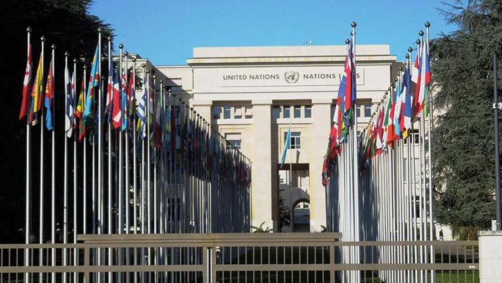 Mengintip Markas PBB di Kota Jenewa