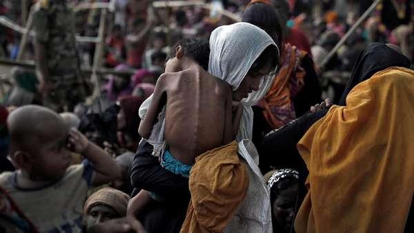 Takut Perparah Penderitaan Rohingya, AS Hati-hati Soal Sanksi Myanmar