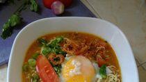 Ini 10 Mie Instan Rebus dengan Paduan Telur Hingga Cabai Rawit Racikan Netizen