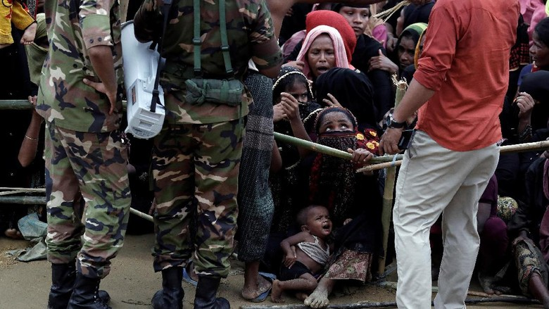 AS: Pembersihan Etnis terhadap Rohingya Permalukan Suu Kyi